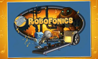 Screenshot of RoboFonics