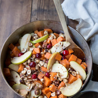 Sweet Potatoes With Apples And Cranberries Recipes
