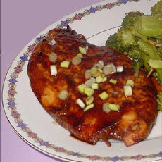 Light Teriyaki Chicken