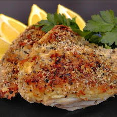 Sweet Crunchy Mustard Chicken