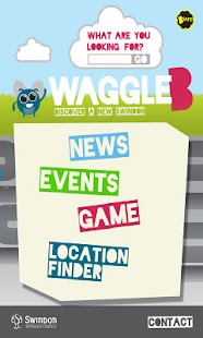 WaggleB HD - screenshot