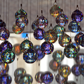 Crystal balls by Antonio Amen - Artistic Objects Glass ( balls, counterweight, glass, crystal )
