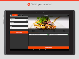 Screenshot of Restalo Restaurants