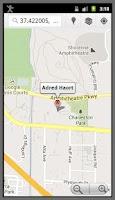 Screenshot of Where Is a Phone?