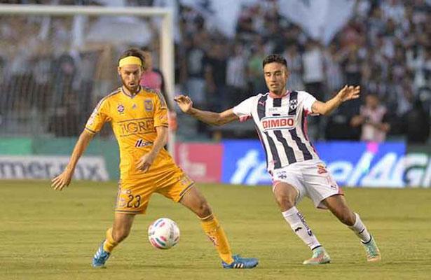 Tigres 3 - 0 Monterrey Clasico