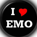 I Heart Emo Live Wallpaper icon