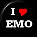 I Heart Emo Live Wallpaper icon