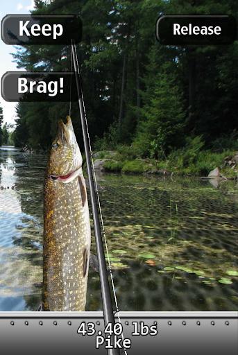 I Fishing - screenshot