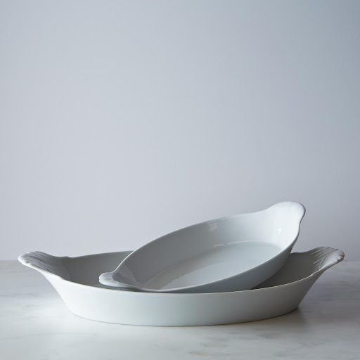 Pillivuyt Oval Eared Dish Bundle
