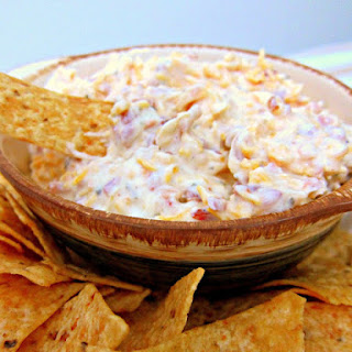 Cheddar Bacon Dip (a.k.a Crack)