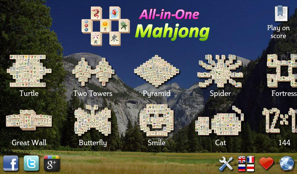 All-in-One Mahjong Screenshot 0