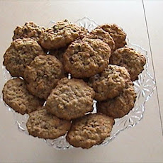 Pudding Oatmeal Cookies