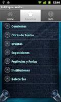 Screenshot of Full Espectáculos Perú