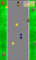 Screenshot of Racing Game