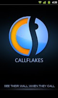 Screenshot of CallFlakes