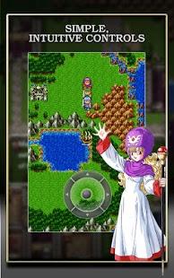 DRAGON QUEST II apk screenshot