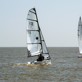 3 Sail Boats by Adele Southall - Sports & Fitness Other Sports (  )