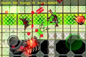Screenshot of Cybertronic Warfare (Lite)