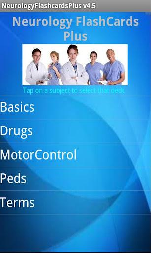 Neurology Flashcards Plus