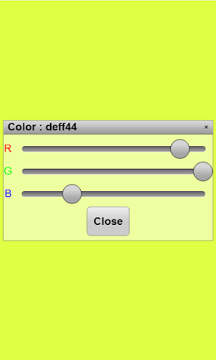 ColorTester