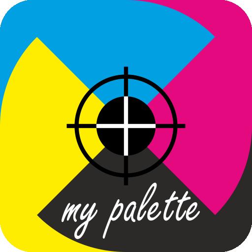My Palette 生產應用 App LOGO-APP開箱王