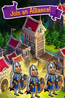 Screenshot of CastleVille Legends
