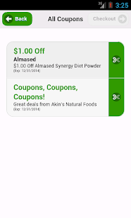 Akin's Natural Foods Market - screenshot