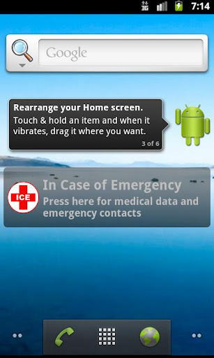 ice-in-case-of-emergency for android screenshot