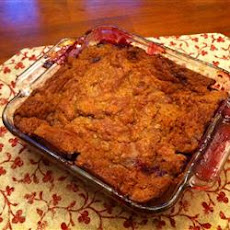 BJ's Easy Blackberry Cobbler