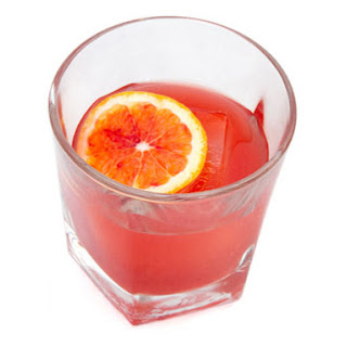 Blood Orange Negroni from Bottega