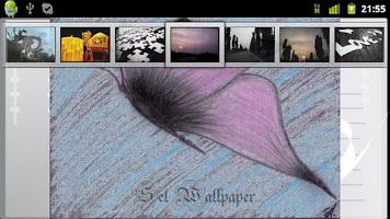 Screenshot of Falantia Wallpapers