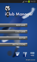 Screenshot of iClub Manager Free
