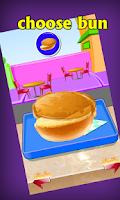 Screenshot of Burger Maker | Cooking game
