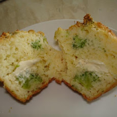 Wicklewood's 3 Cheese and Broccoli Muffins (Gf)
