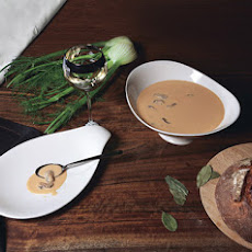 Mussel and Fennel Bisque