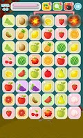 Screenshot of Fruits Link - 4 Seasons