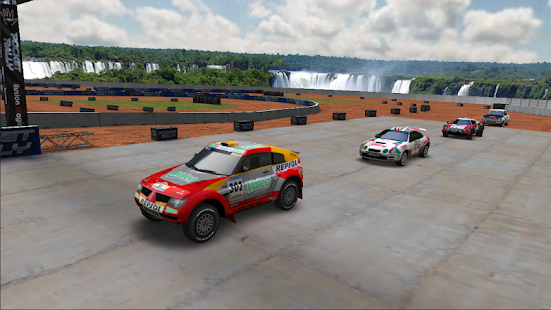 Game Pocket Rally LITE apk for kindle fire