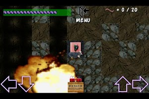 Screenshot of Mole Hero