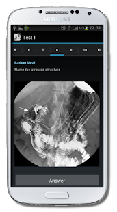 Radiological Anatomy For FRCR1 screenshot for Android