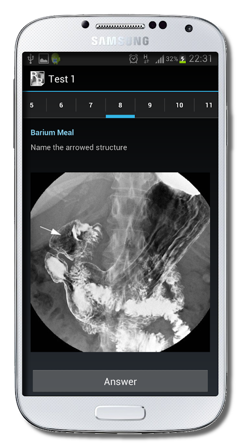 Radiological Anatomy For FRCR1 Screenshot