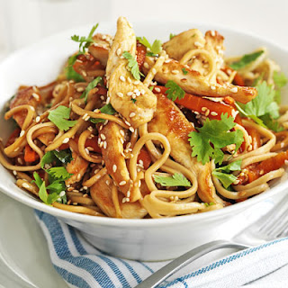 Zingy Chicken Stir-fry