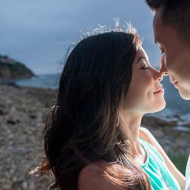 Deserved True Love by Yansen Setiawan - Wedding Other ( creative, art, losangeles, beach, illusion, love, yansensetiawanphotography, fineart, prewedding, d800, wedding, lifestyle, la, photographer, yansensetiawan, nikon, yansen, engagement )