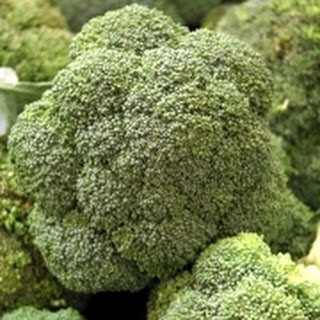 Broccoli Met Lychees