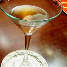 Shaken-But-Not-Stirred Chocolate Martini