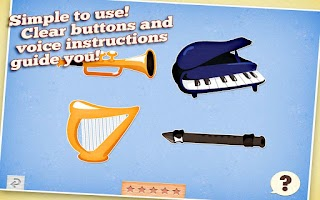 Screenshot of Games for kids