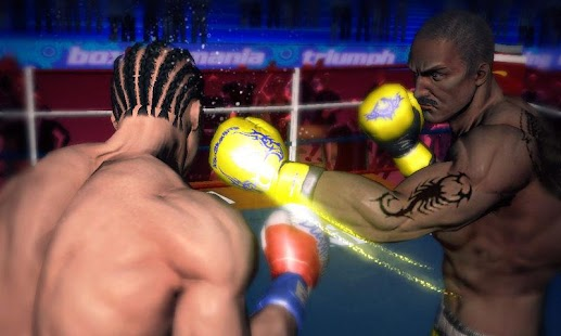 Punch Boxing 3D- screenshot thumbnail