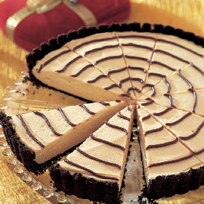 Peanut Butter Cream Tart