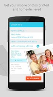 Screenshot of Print&Send Mobile Photo Prints