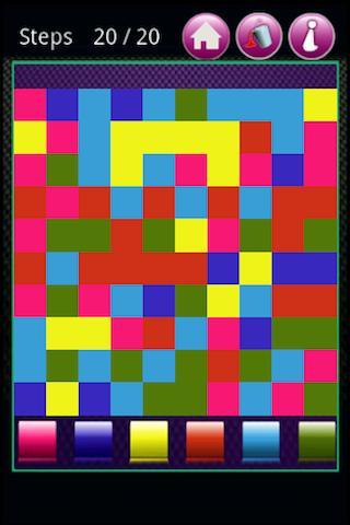색깔채우기 Fill Out