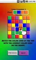 Screenshot of Color Coder